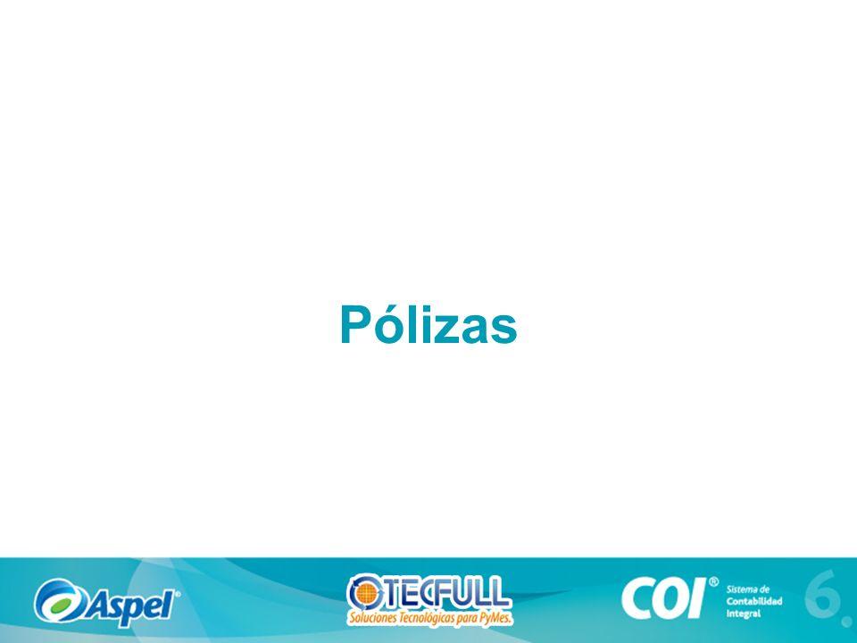 Pólizas