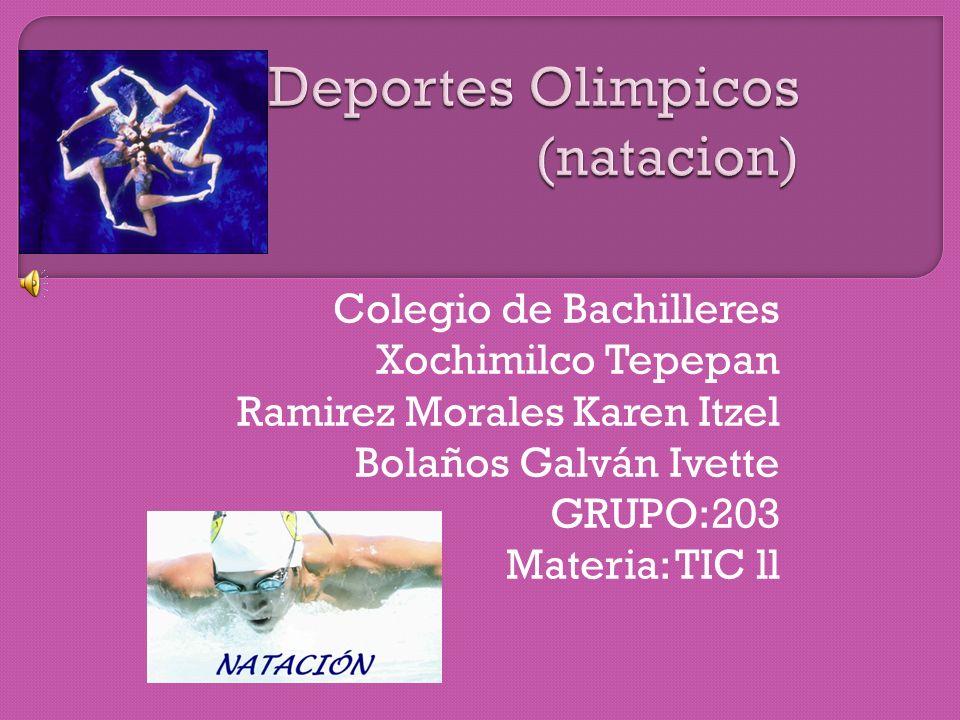 Colegio de Bachilleres Xochimilco Tepepan Ramirez Morales Karen Itzel Bolaños Galván Ivette GRUPO:203 Materia: TIC ll