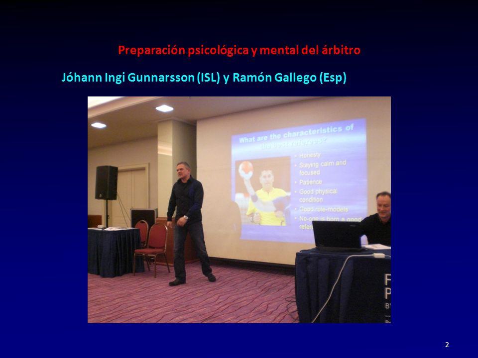 2 Jóhann Ingi Gunnarsson (ISL) y Ramón Gallego (Esp)