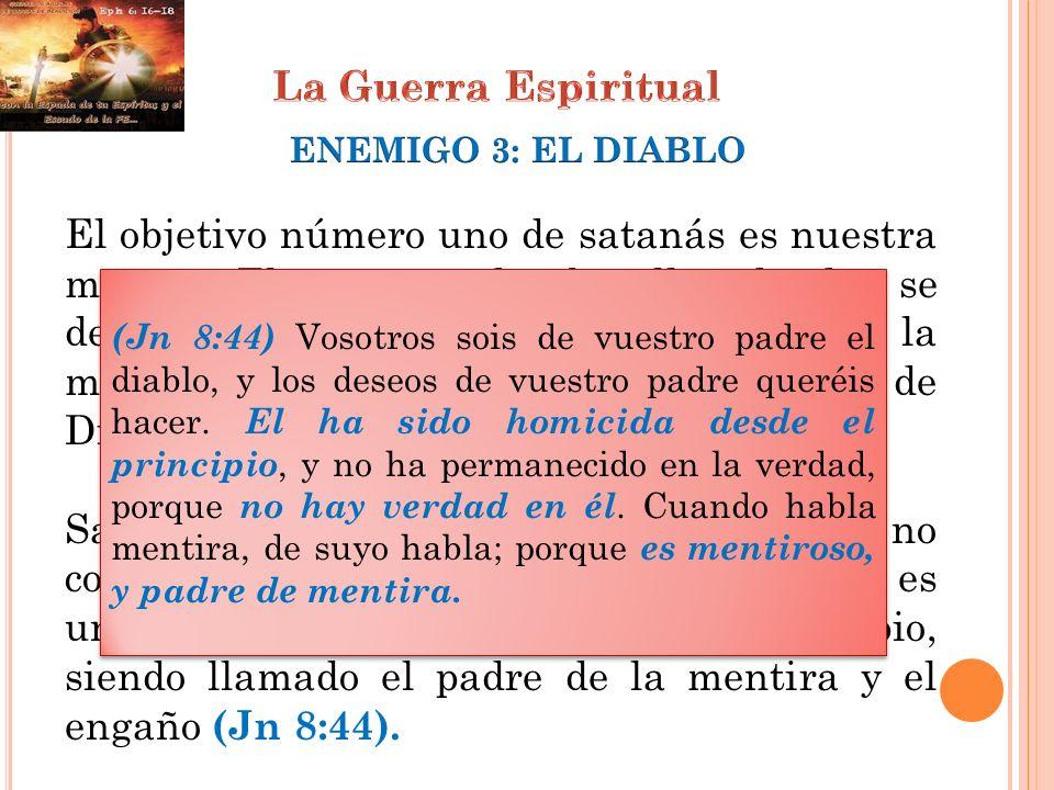 El segundo ataque es contra la Biblia.