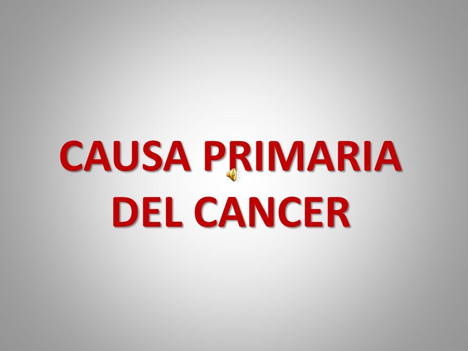 Las células cancerosas viven en un ambiente extremadamente ácido y carente de oxígeno....