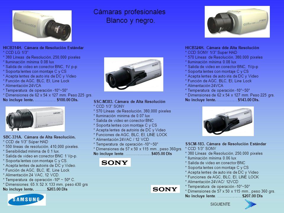 PAQUETES CCTV SIGUIENTE 1 servidor EZUDVR utiliza la tecnología Universal Serial Bus (USB), la cual se interconecta con el CPU obteniendo imágenes de calidad con formato de compresión MPEG-4.