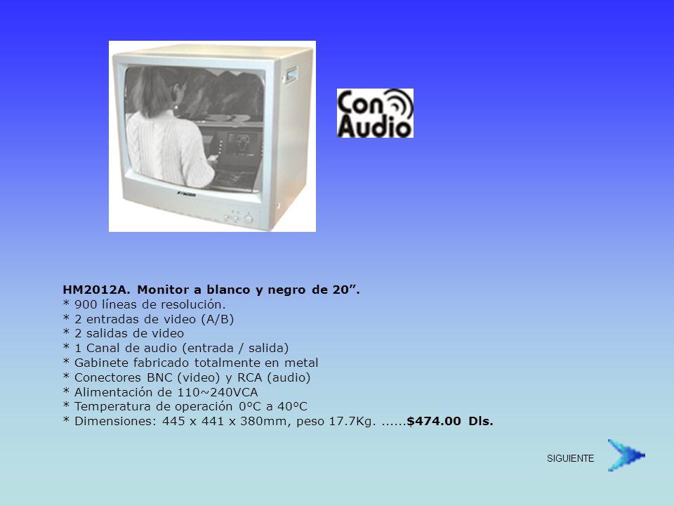 SSM-14L1.Monitor Trinitrón de 14.