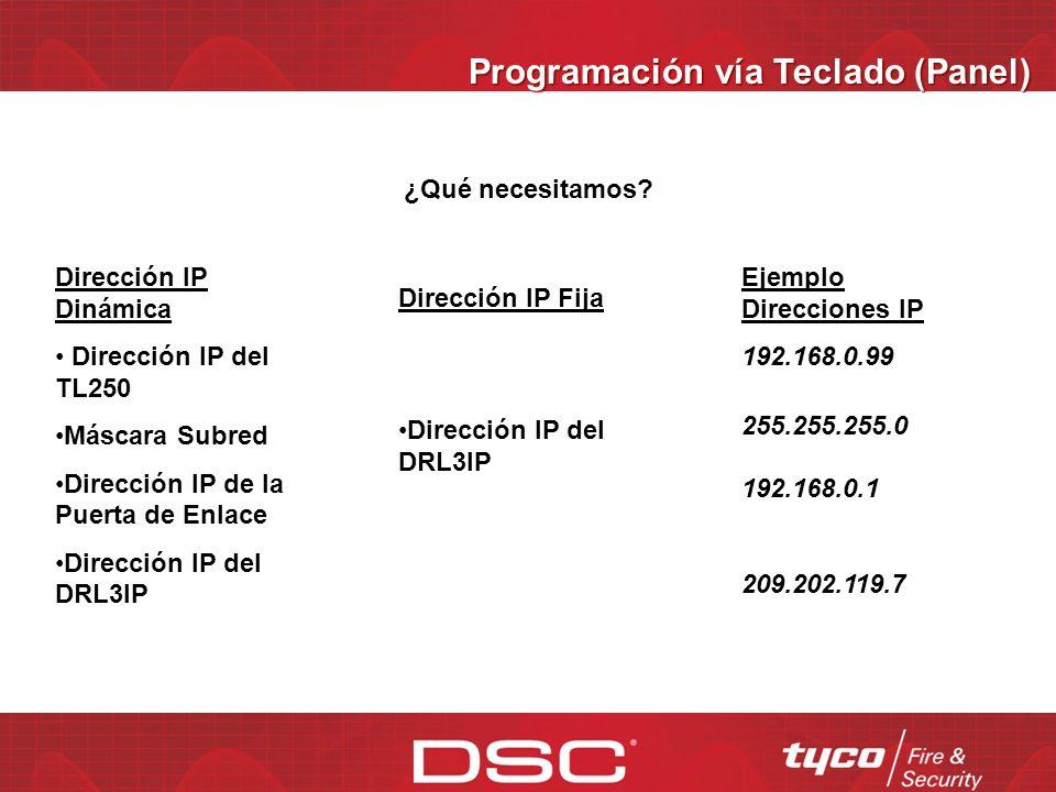Conexión al panel (No DSC) Conecte Cable de Red Conecte Zonas 1 - 4 Conecte Zonas 5 - 12 Conecte 12VDC tierra Conecte PC5108 al RBYG si necesita mas z