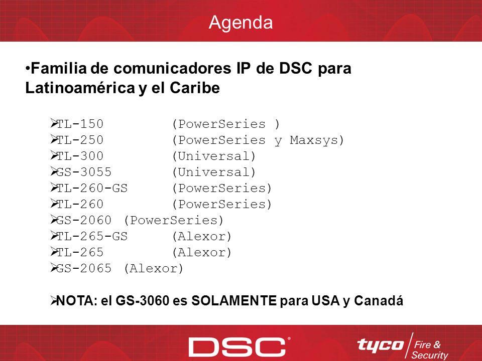 Comunicadores de alarmas IP resumen Santiago Rivera