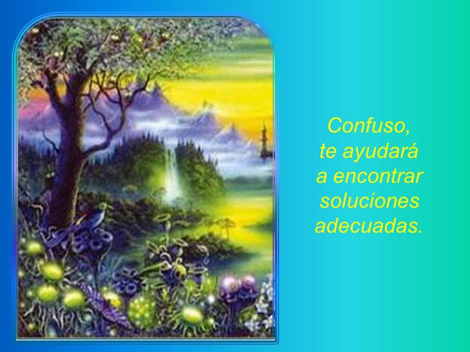 Cuando te encuentres en cualquier dificultad emocional, recuerda el silencio como instrumento divino de construcción y paz.