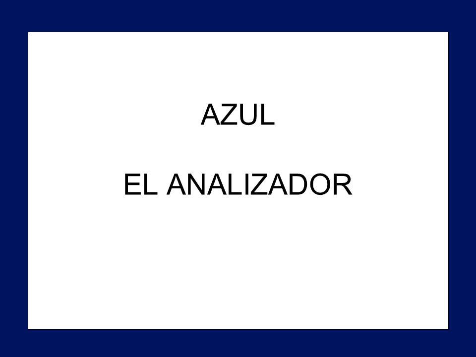 AZUL EL ANALIZADOR