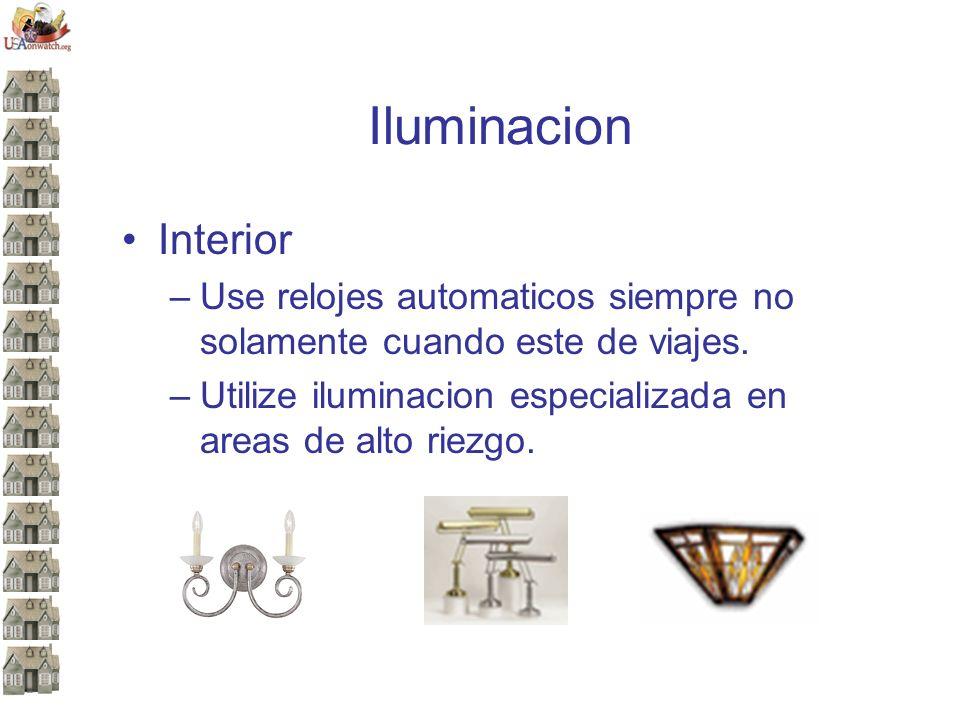 Interior –Use relojes automaticos siempre no solamente cuando este de viajes.