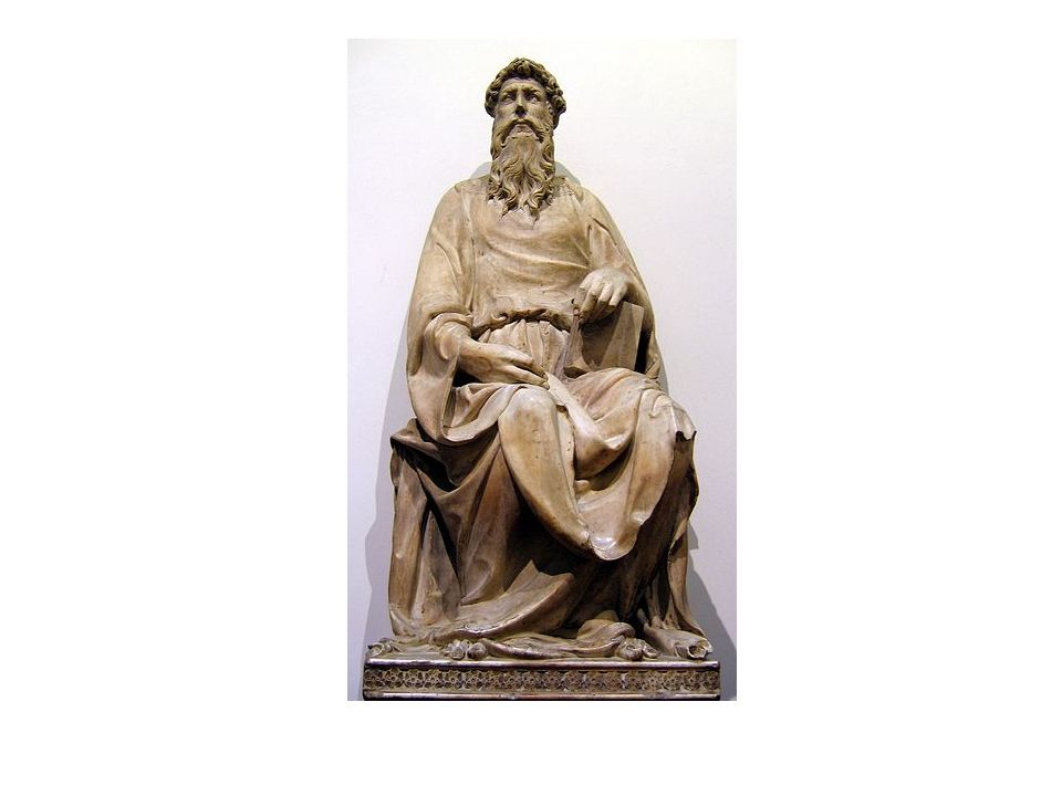 Donatello. San Juan Evangelista