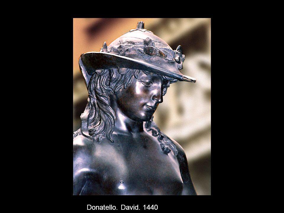 Donatello. David. 1440