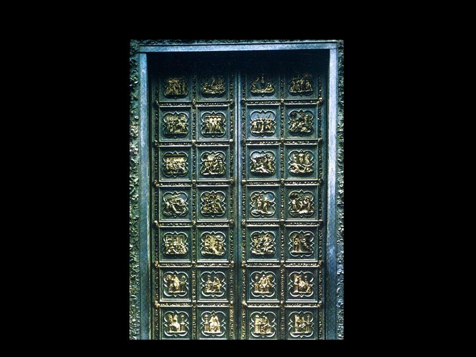 Donatello. Catedral de Florencia, Cantoría, 1433-1439