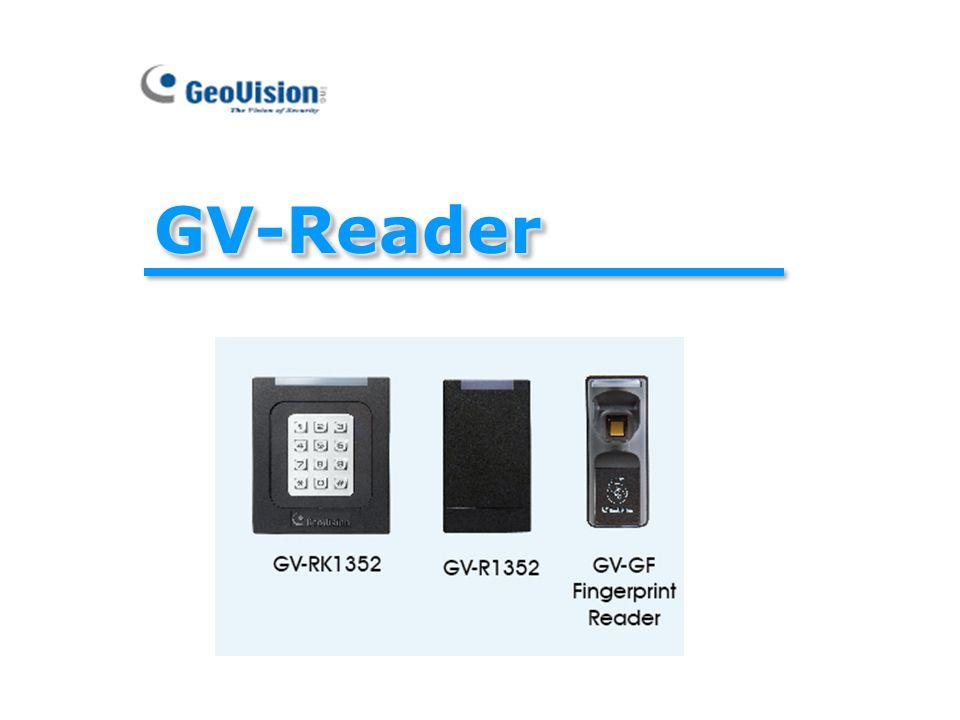 GV-ReaderGV-Reader