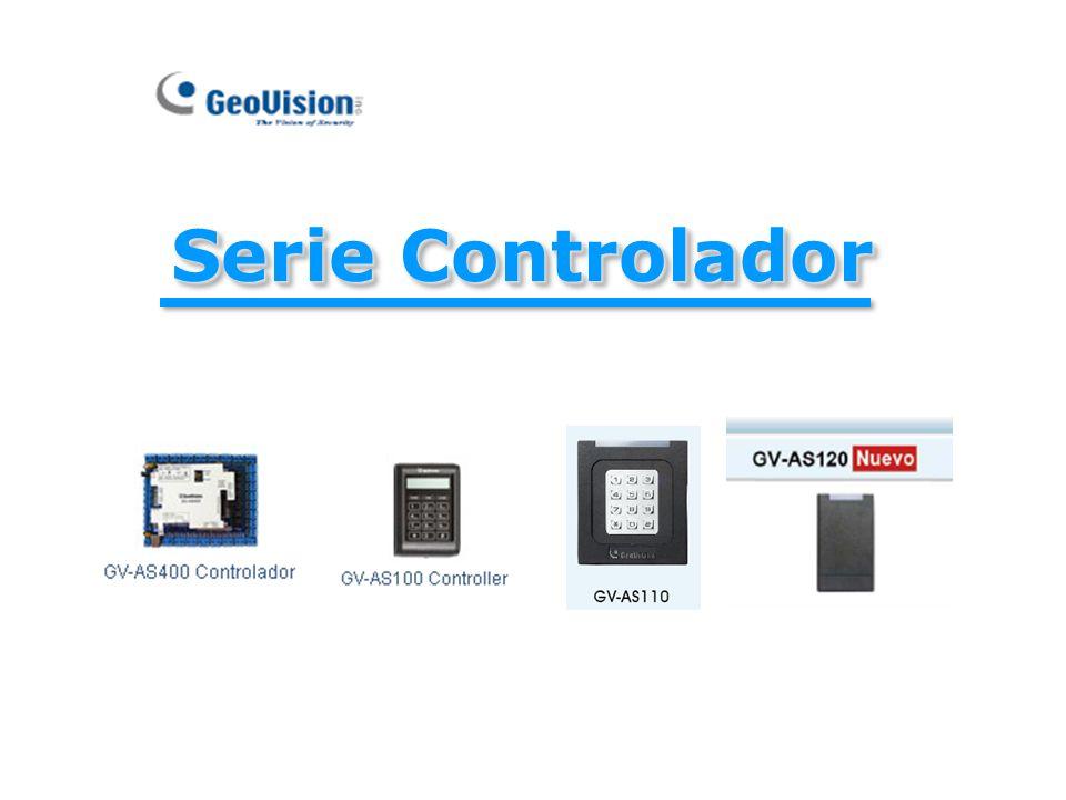 Serie Controlador