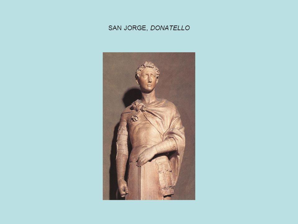 SAN JORGE, DONATELLO