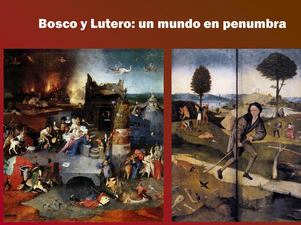 Bosco y Lutero: un mundo en penumbra