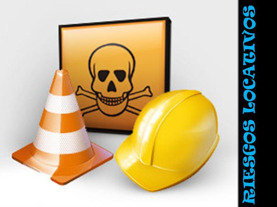 Condiciones de la zona geográfica, las instalaciones o áreas de trabajo, que bajo circunstancias no adecuadas pueden ocasionar accidentes de trabajo o pérdidas para la empresa.