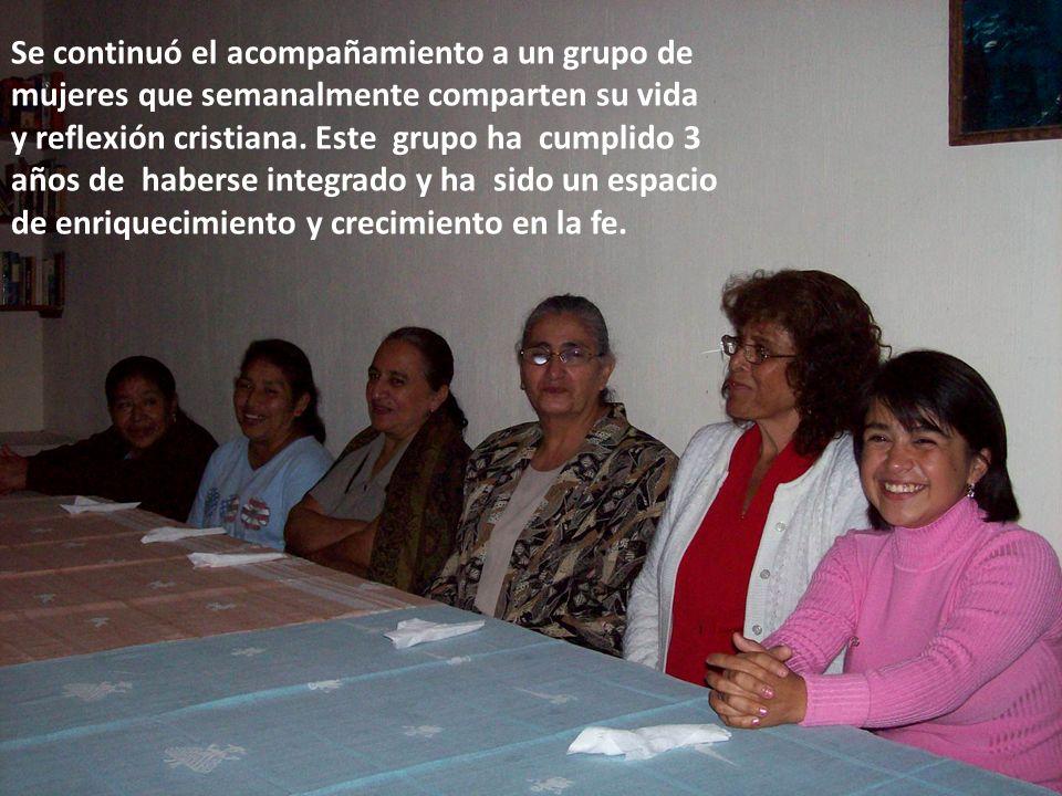 Nuestro trabajo es de acompañamiento y tutoría para que su formación sea integral desde una clara identificación indígena cristiana y profesional.