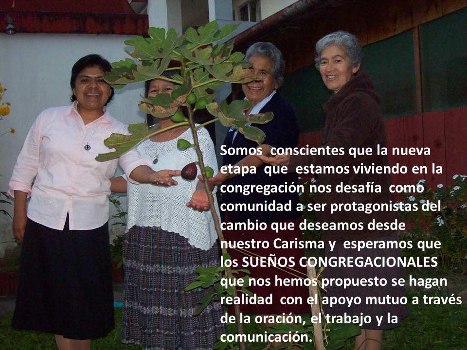 Concluimos este año, celebrando en comunidad de hermanas y del barrio LAS ALEGRES POSADAS DE LA ZONA 3 DE COBÁN, que desde que se llegó a este lugar s