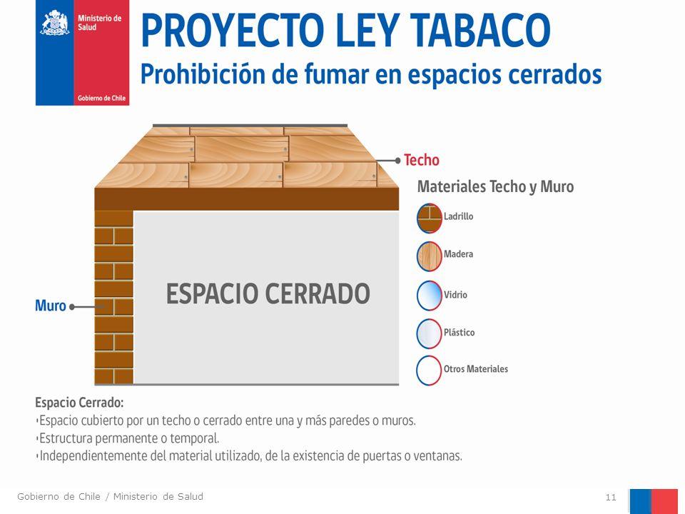 Gobierno de Chile / Ministerio de Salud 11