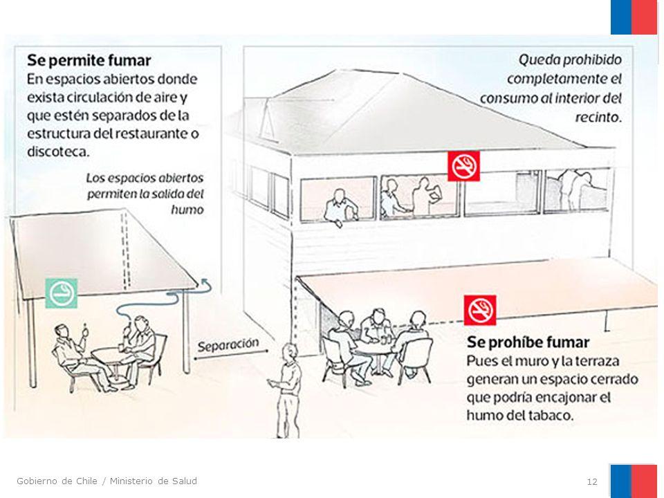 Gobierno de Chile / Ministerio de Salud 12