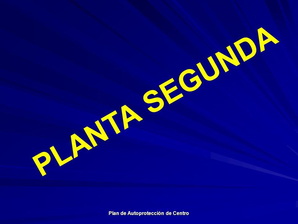 PLANTA SEGUNDA