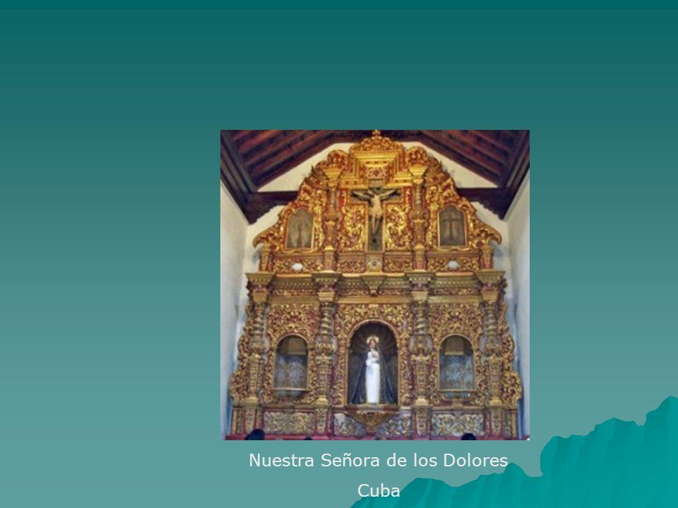 Nuestra Señora de los Dolores Cuba