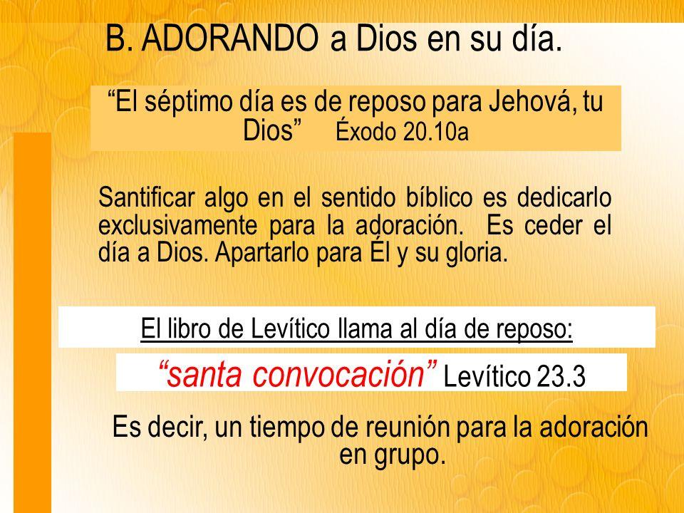 Aunque el cuarto mandamiento ha encontrado su cumplimiento fundamentalmente en Cristo, sigue vigente porque está basado en el modelo eterno de la ley de Dios Descansar un día completo de la semana.