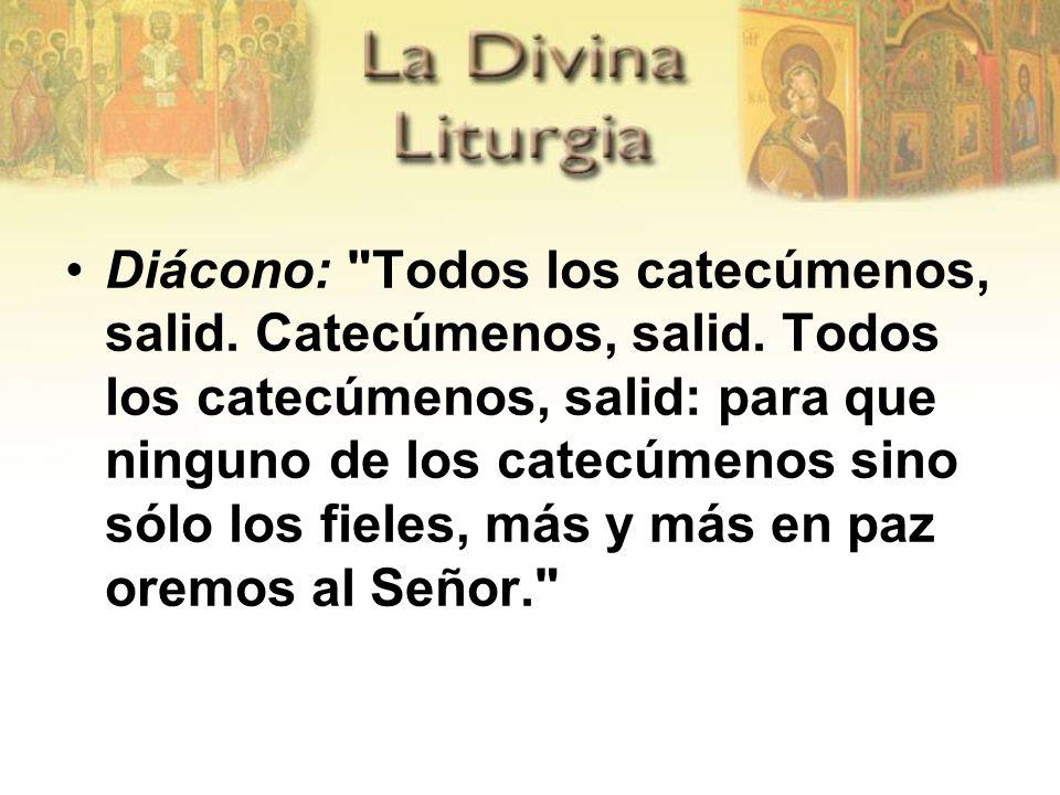 Diácono: