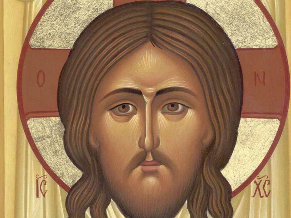 Himno post-Comunión S: Salva oh Señor… (salmo 28) Hemos visto la luz verdadera, hemos recibido el Espíritu Celestial; hemos hallado la verdadera Fe; adoremos la Trinidad Indivisible, pues ésta nos ha salvado.