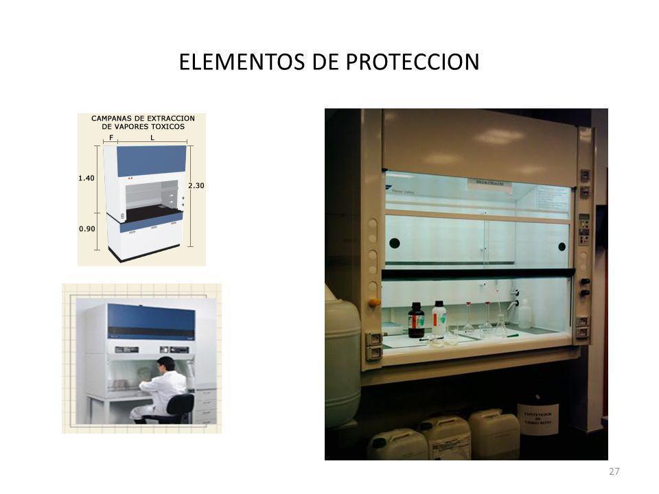 ELEMENTOS DE PROTECCION 27