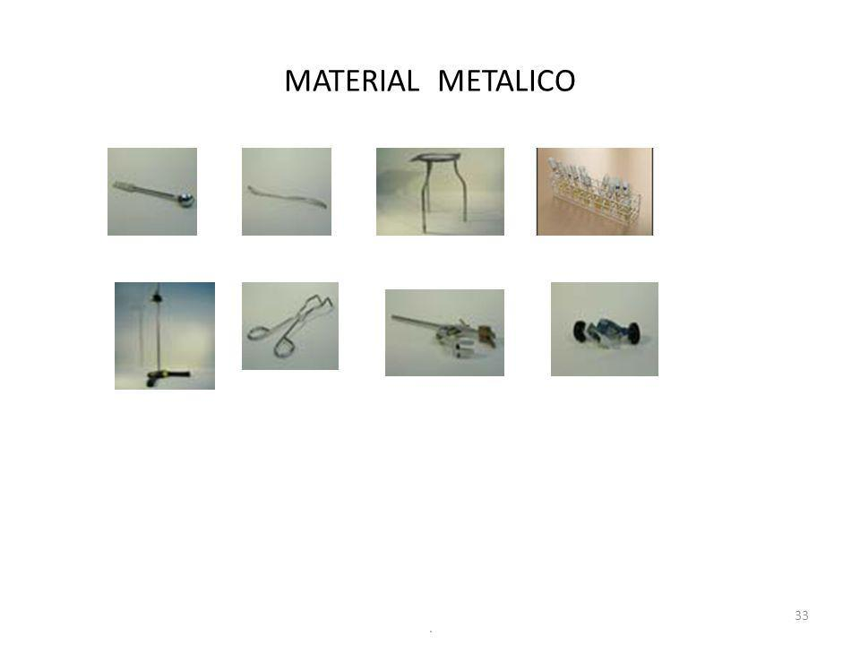 MATERIAL METALICO 33.