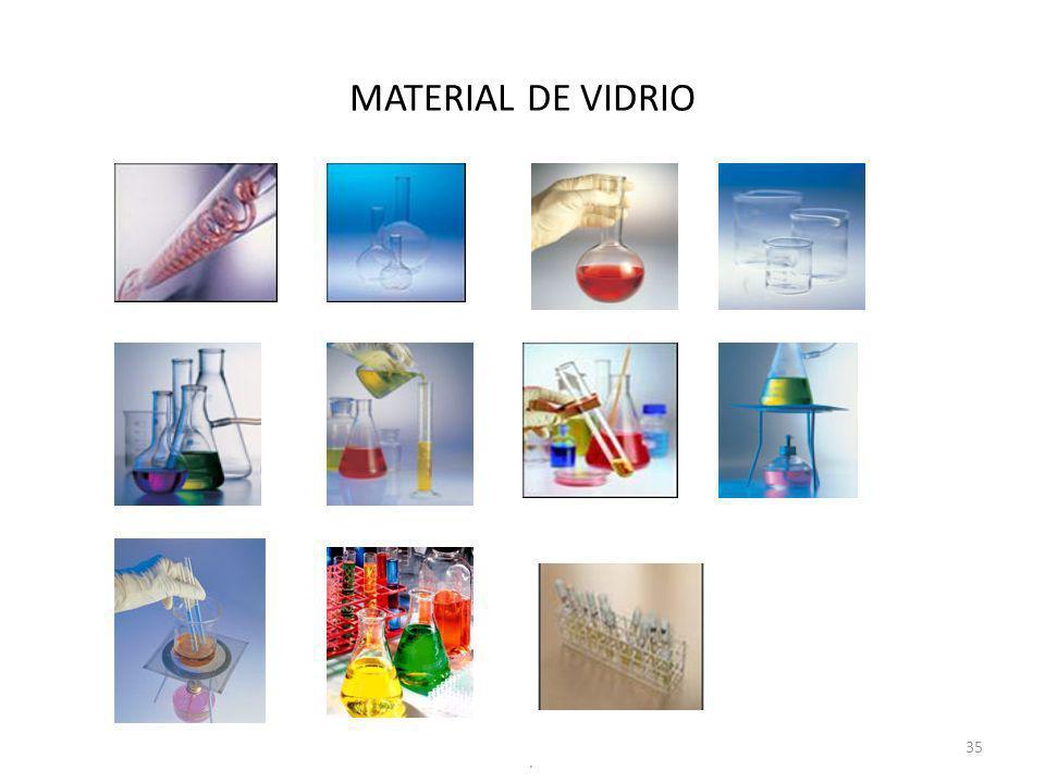 MATERIAL DE VIDRIO 35.