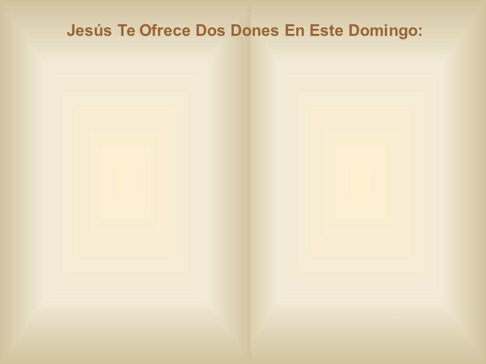 LA PAZ ¿EN QUÉ MOMENTOS HAS SENTIDO LA PRESENCIA DEL ESPÍRITU EN TU VIDA? ¿CÓMO VIVES CONCRETAMENTE EL DON DE LA PAZ? EL ESPÍRITU SANTO. Jesús Te Ofre