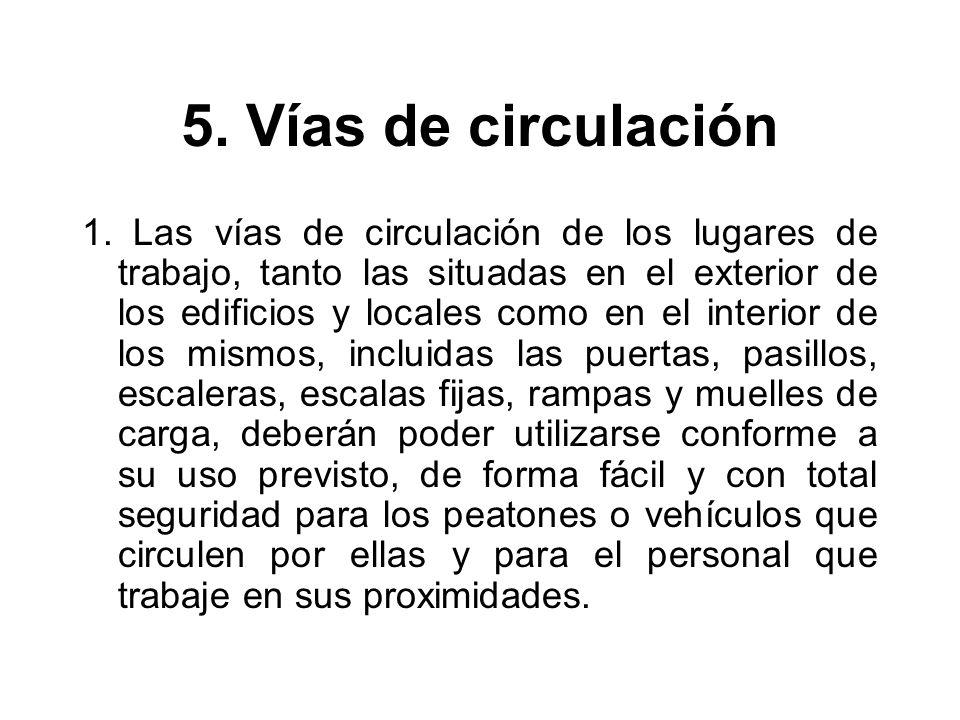 5.Vías de circulación 1.