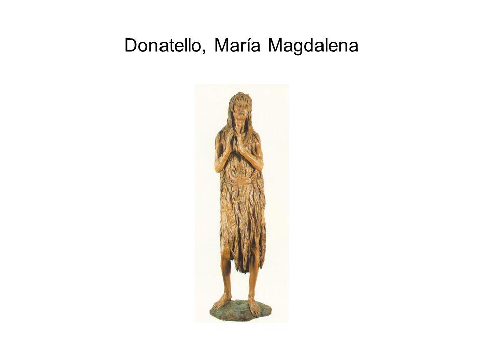 Donatello, María Magdalena