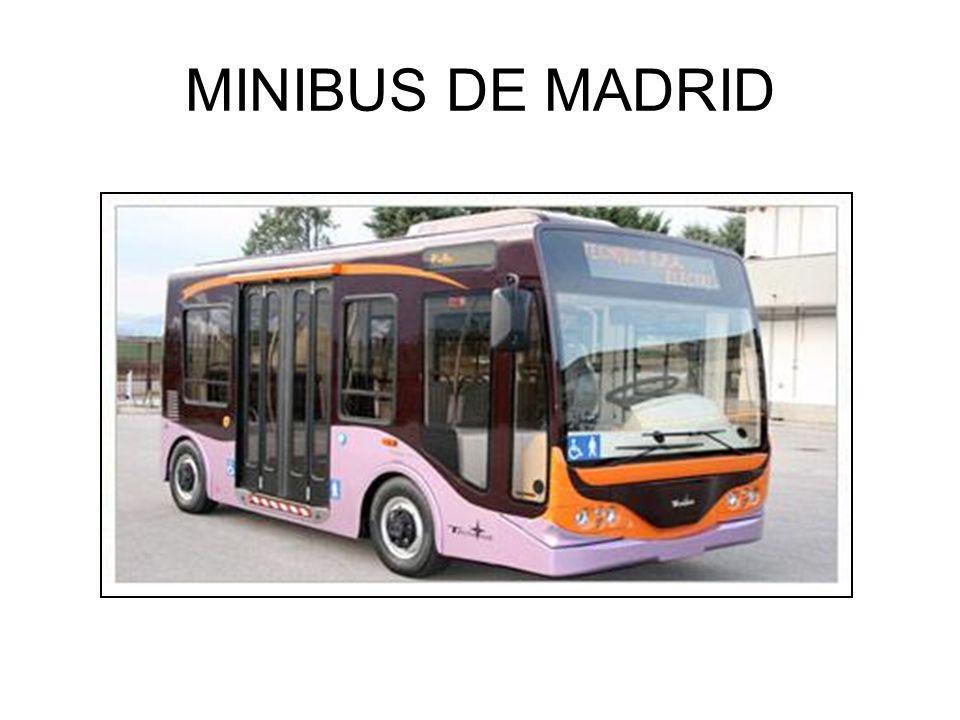 MINIBUS DE MADRID