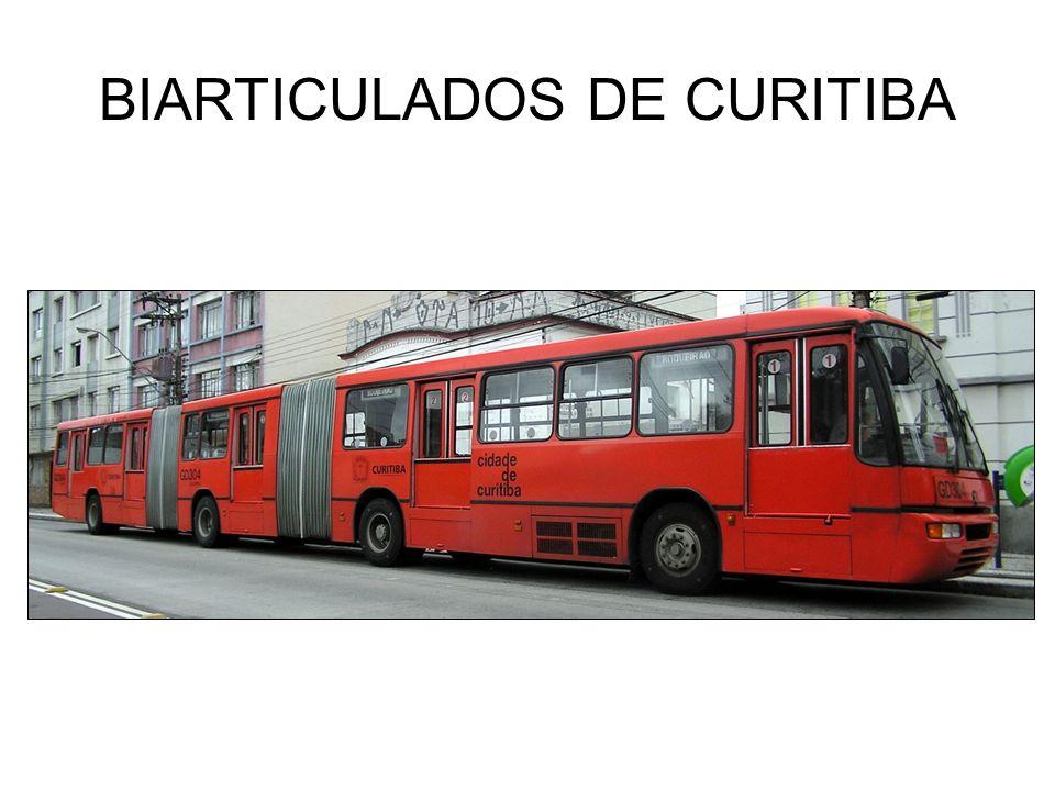 BIARTICULADOS DE CURITIBA