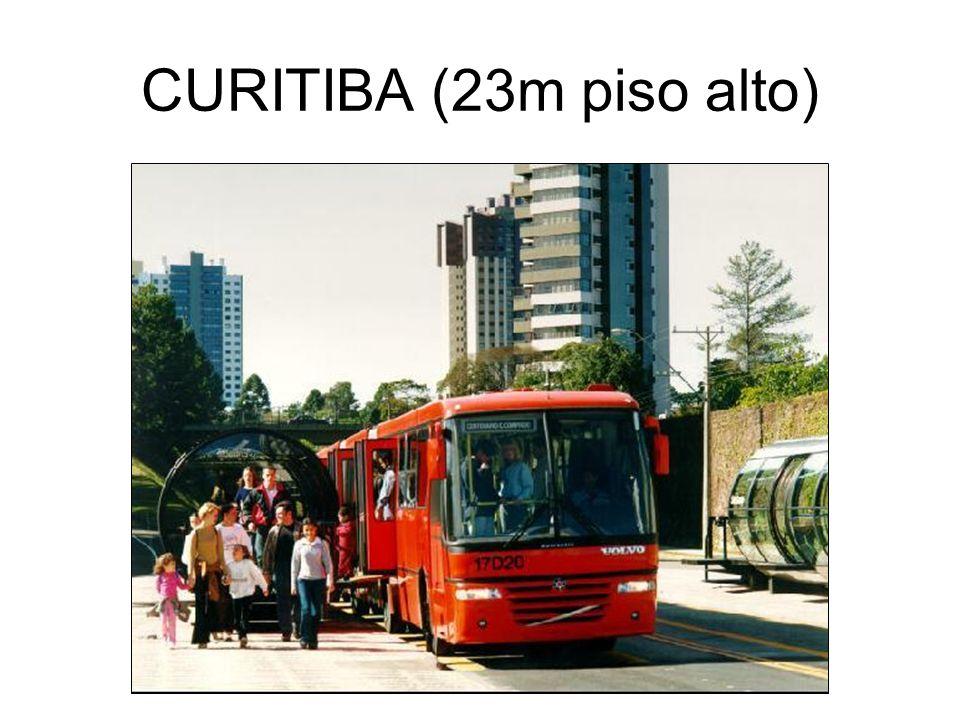 CURITIBA (23m piso alto)