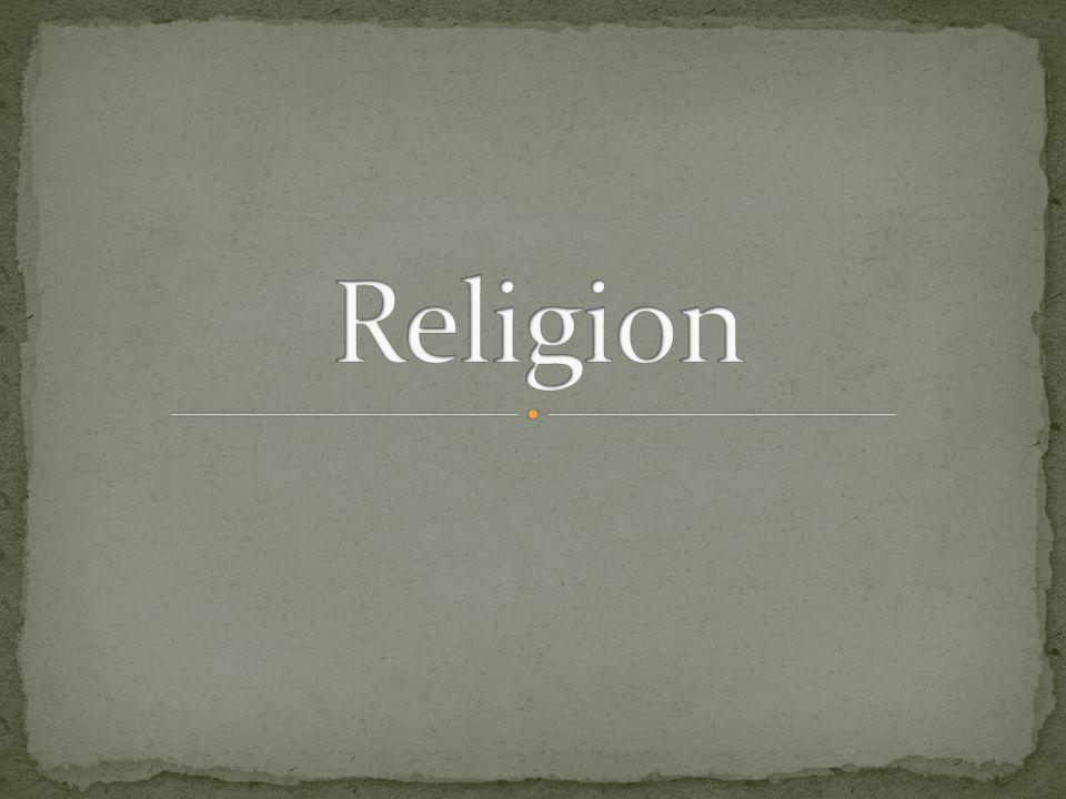 La religión fue politeísta, doctrina que admite pluralidad de dioses; aunque en realidad, la mayoría de las religiones más aparentemente politeístas como la griega o la hindú, son monoteísmos en los cuales un Ser Supremo se manifiesta de formas diversas, como ocurre en la Trimurti hindú cuyos dioses fundamentales, Brama, Vishnu y Shiva, tienen una relación entre sí equivalente a la de las personas de la Trinidad cristiana.