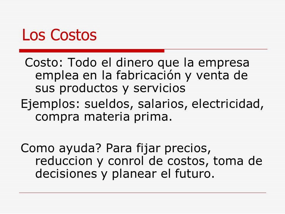 Costeo total para un fabricante C.D. M. O.