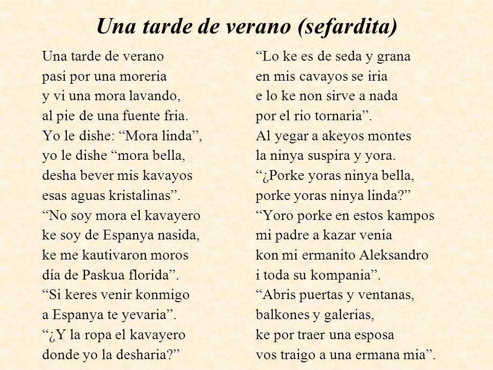 I testi delle ballate, spesso raccolti personalmente da Giordano DallArmellina, possono differire, anche sensibilmente, da quelli pubblicati nelle varie antologie del romancero