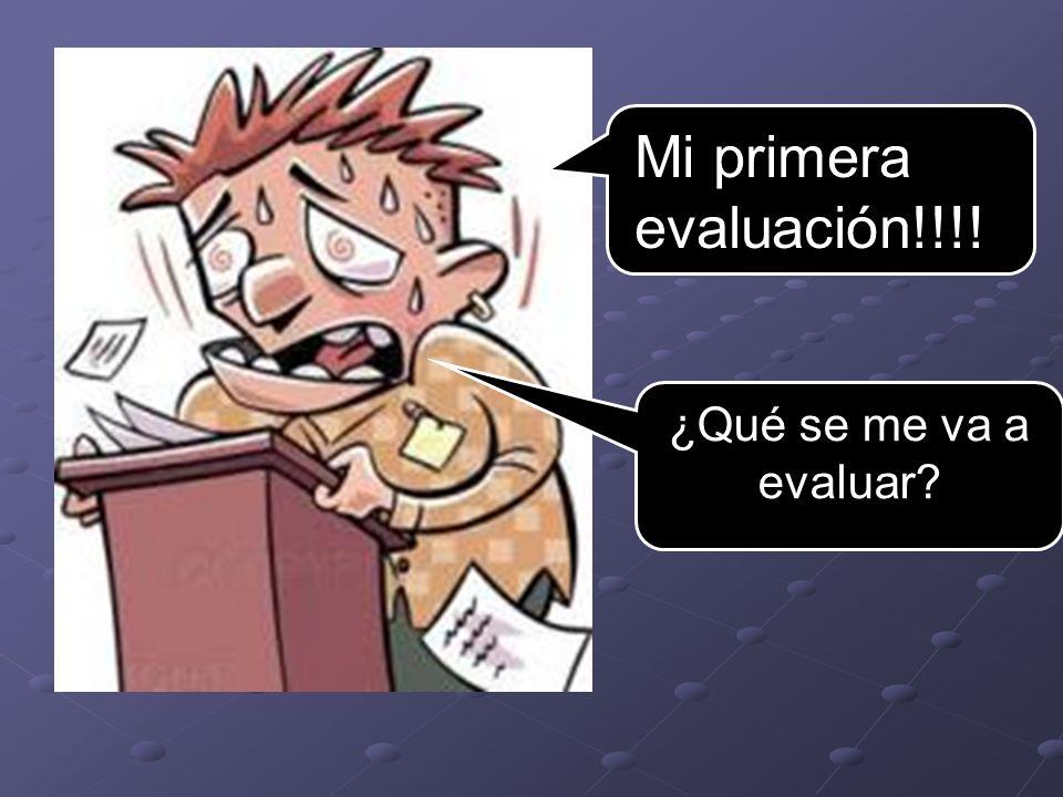 Indicadores Trabajo grupal (auto-coevaluación) 10% Indicador4321total Describí información relevante.