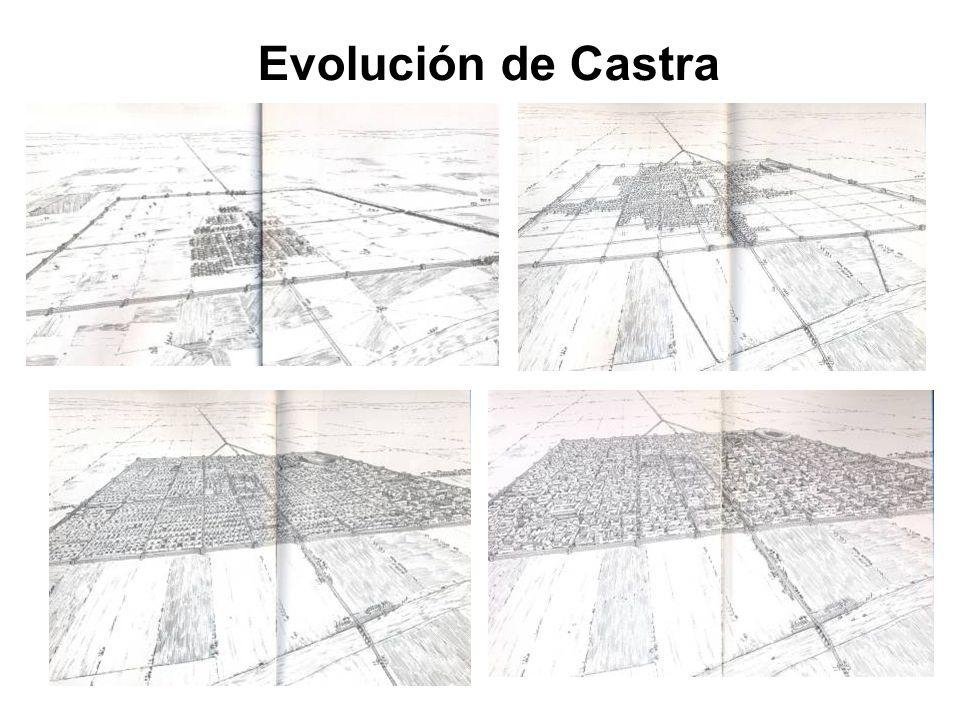 Evolución de Castra