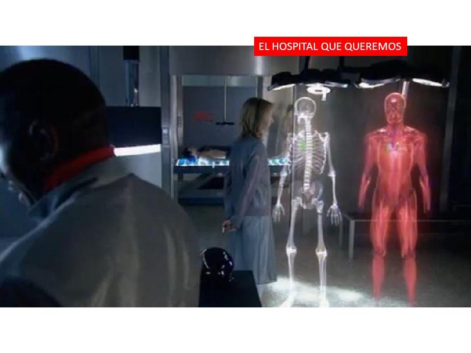 proyecto de digitalización de las imágenes médicas, con beneficios para pacientes y profesionales.