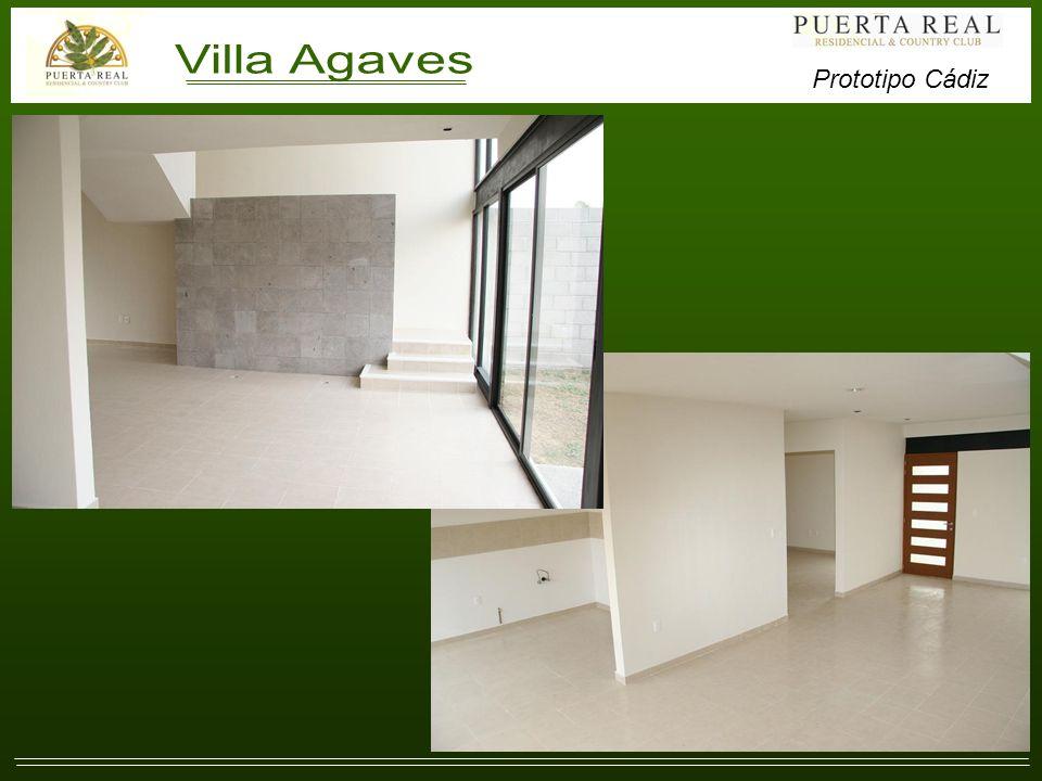 Villa Agaves (Prototipo Cadiz). Prototipo Cádiz
