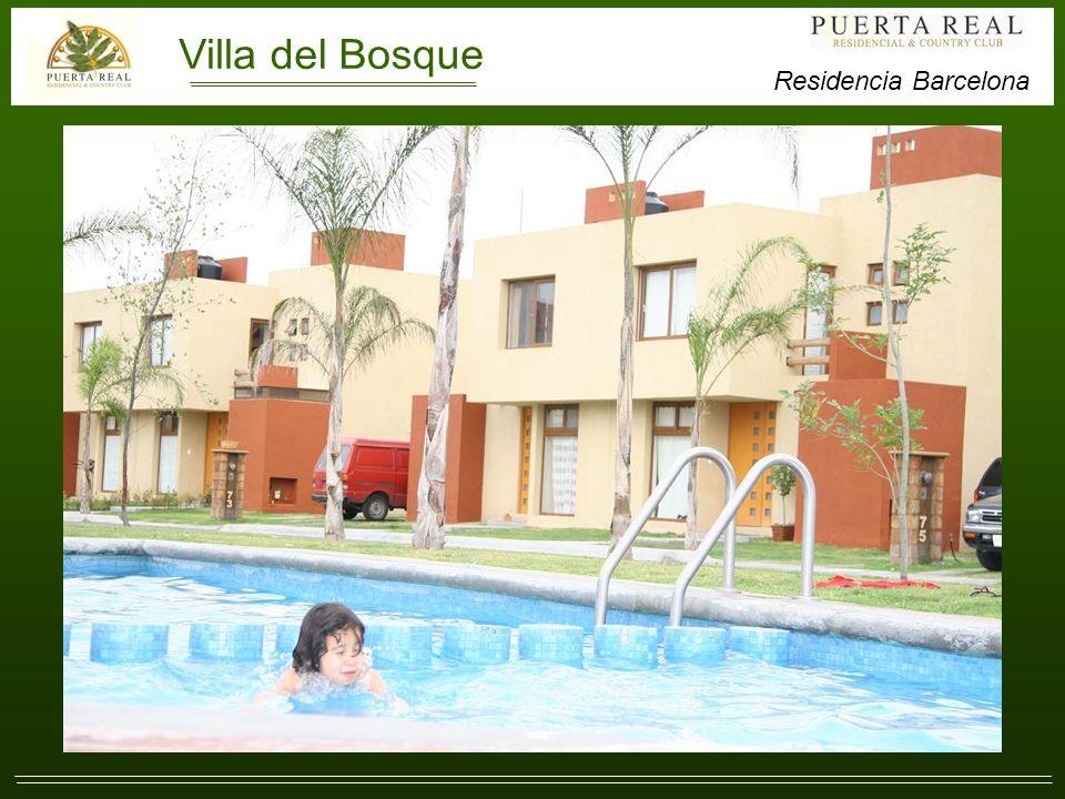 Villa del Rio (Residencias Barcelona). Residencia Barcelona