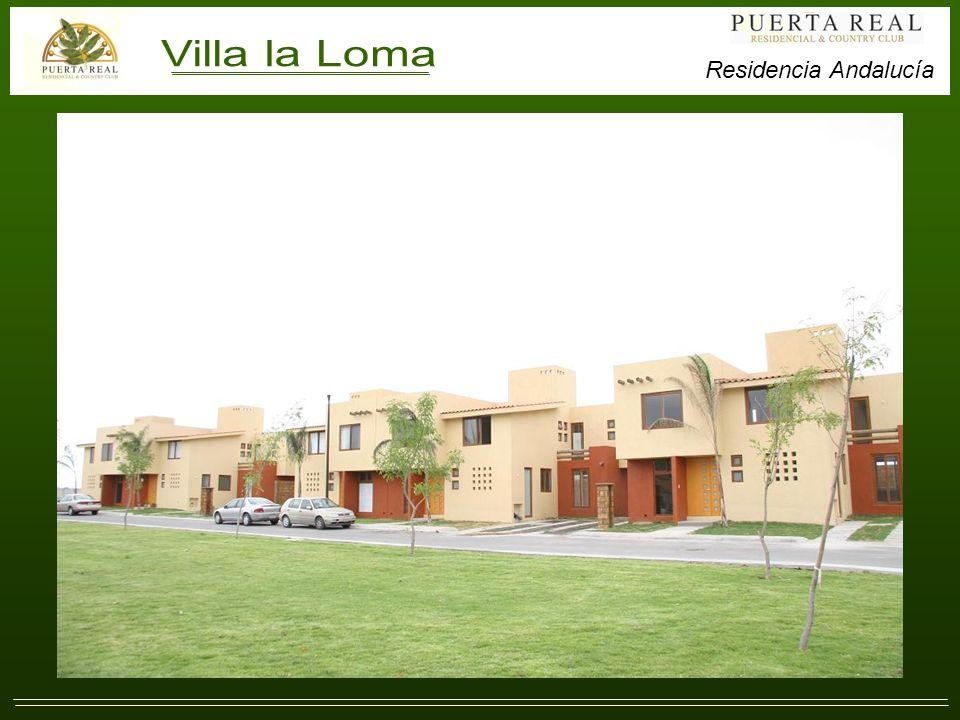 Villa la Loma (Residencias Andalucia). Residencia Andalucía