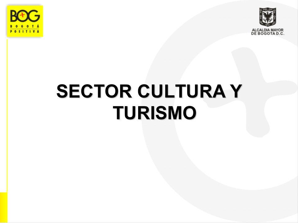 SECTOR CULTURA Y TURISMO