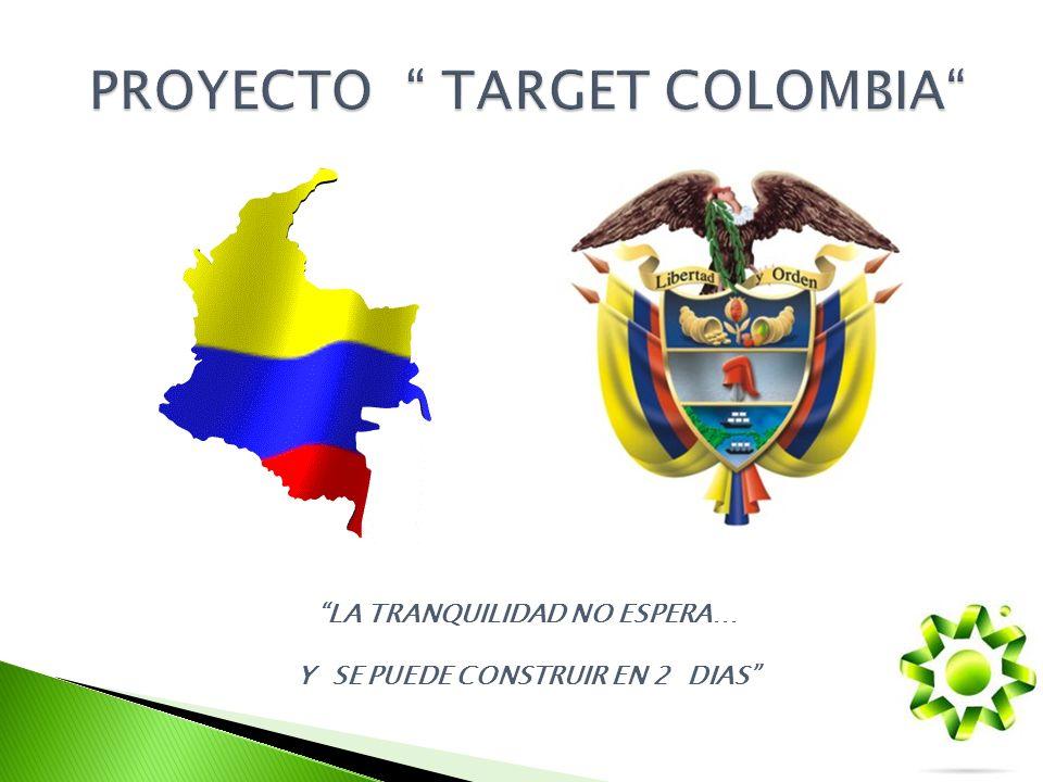 Este proyecto cobra vida gracias a una amplia experiencia internacional por parte de sus promotores, en cuanto a soluciones de vivienda para familias desplazadas por efectos de la naturaleza, la inseguridad RURAL Y URBANA y por los bajos ingresos, que históricamente han limitado las opciones y la capacidad de compra de vivienda de miles de Colombianos.