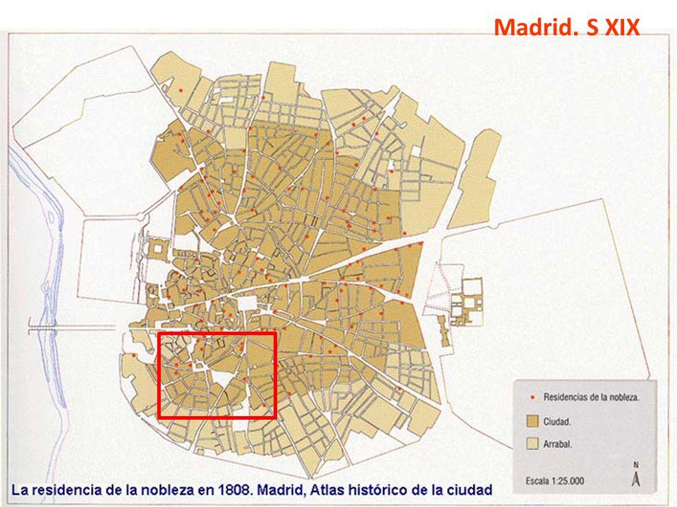 Madrid. S XIX